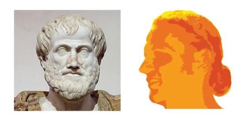 Exklusiv-Interview mit Aristoteles, dem Großmeister der Philosophie.