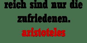 zufrieden-aristoteles-schwarz
