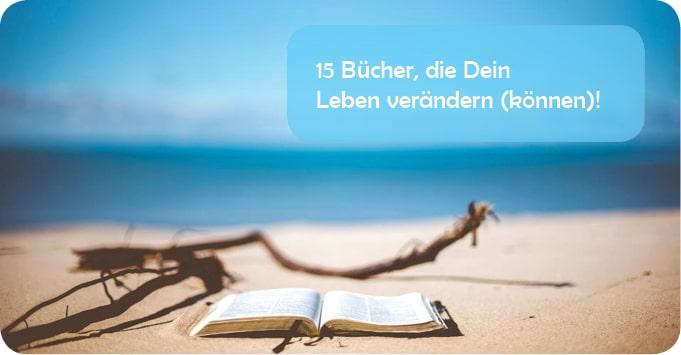 Bücher die Dein Leben verändern